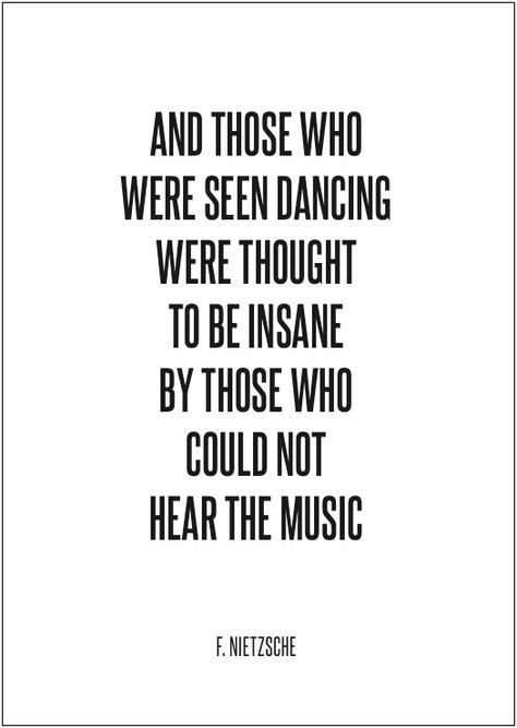 Nietzsche Ethos Tanz Sprüche Musik Sprüche Und Worte Zitate