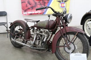 1938 Indian Junior Scout On Display At The 2018 Denver Motorcycle Expo Motorcycle Expo Vintage Indian Motorcycles Motorcycle