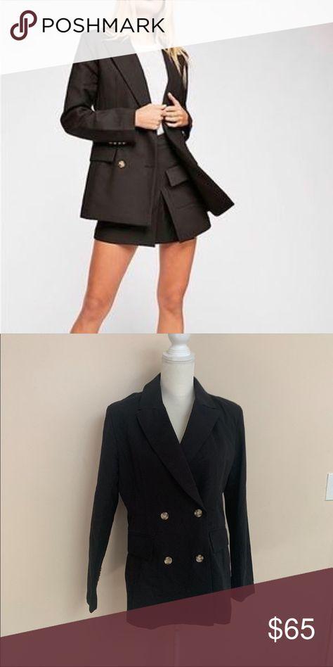 Style mafia free people Sabina blazer New Free People Jackets & Coats Blazers