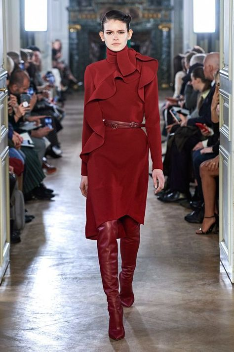 Paris RTW Fall 2019 Trends & A Grand Farewell to Karl Lagerfeld – The Simply Luxurious Life®