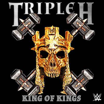 King Of Kings Triple H Wwe Motorhead Shazam Triple H King Of Kings Wwe