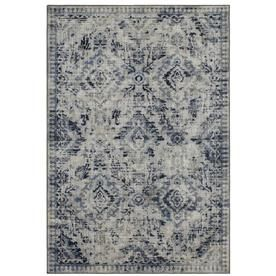 Scott Living Eastway Dove Rectangular Indoor Machine Made Farmhouse Cottage Area Rug Common 8 X 10 Actual 8 Ft W X 1 Area Rugs Lowes Rugs 8x10 Area Rugs