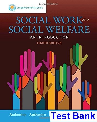 A Textbook of Social Work
