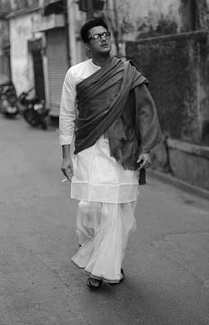 Image result for bengali men dhoti | S T Y L E | Indian men fashion