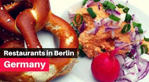 Best Restaurants In Berlin Food And Drink Halal Recipes Berlin Food Food
