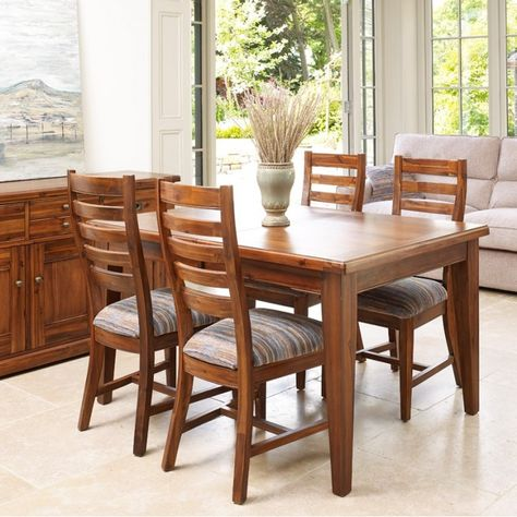 Pin By Ambuj Rajput On Dining Table Oak Furniture House Dining