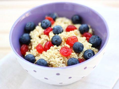 Kohlenhydrate, die beim Abnehmen helfen Quinoa