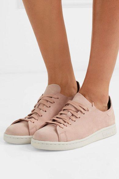 classic fit f2664 5433c Adidas Originals   кроссовки из нубука Stan Smith Nuud / NET ...
