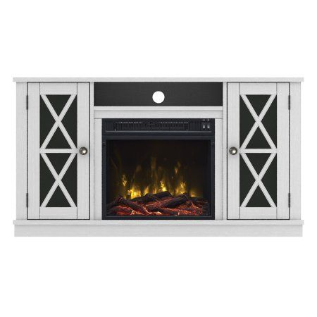 Home In 2019 Fireplace Tv Stand White Tv Stands Electric