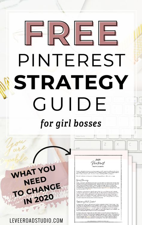 Learn How to Grow Your Blog or Business This Year | Pinterest Marketing Tips for Bloggers in 2020