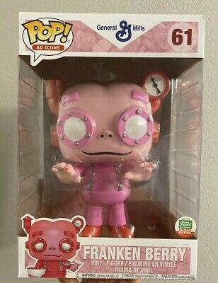 Ebay Ad Url Funko Pop Cyber Monday 2019 Ad Icons Monster Cereal Frankenberry 10 Vinyl Toy In 2020 Vinyl Toys Cyber Monday 2019 Icee Polar Bear