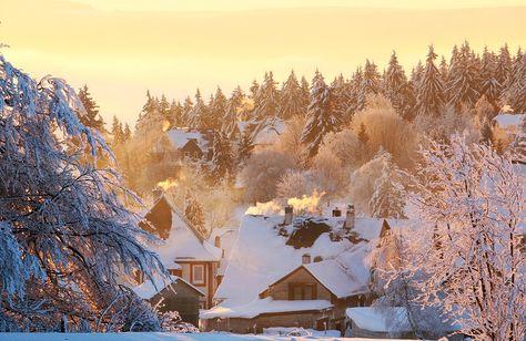 Masserberg (Thüringen). Thuringian Forest.