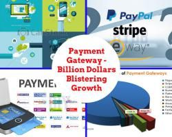 The Global Payment Gateways Market Was Valued At Usd 10 21 Billion In 2016 And Is Projected To Reach Usd 33 25 Billio Payment Gateway Marketing Market Research