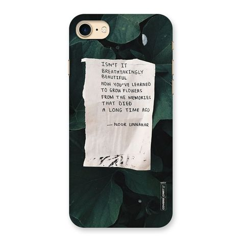 Memories Back Case for iPhone 7 | Mobile Phone Covers & Cases in India Online at CoversCart.com