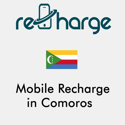 Mobile Recharge in Comoros. Use our website with easy steps to recharge your mobile in Comoros. #mobilerecharge #rechargemobiles https://recharge-mobiles.com/
