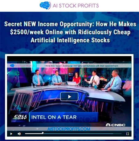 Ai Stock Profits Discover A New Trading Software That You Can