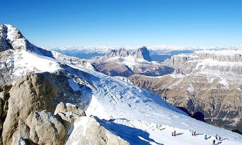 Dolomiten: 1-7 Nächte für Zwei inkl. Halbpension und Ski-Shuttle im Hotel Sasso Di Stria