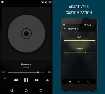 BlackPlayer EX Music Player PRO APK | android | Android