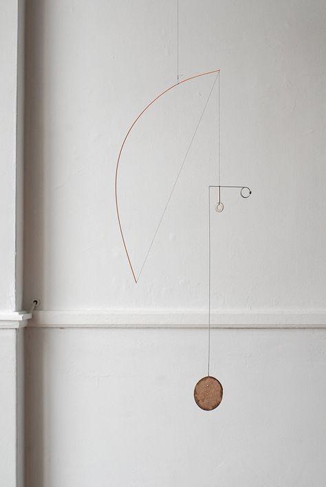 Hanging Mobiles by Kayo Miyashita