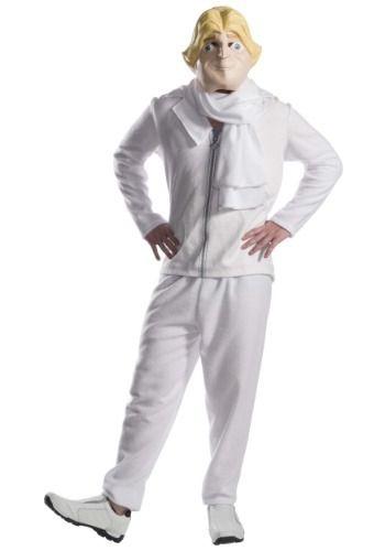 Mens Felonius Gru Costume Despicable Me Fancy Dress Villain Men Minion Boss
