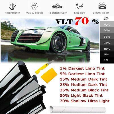 Sponsored Link Uncut Roll Window Tint Film 70 Vlt 30 X275 Deep