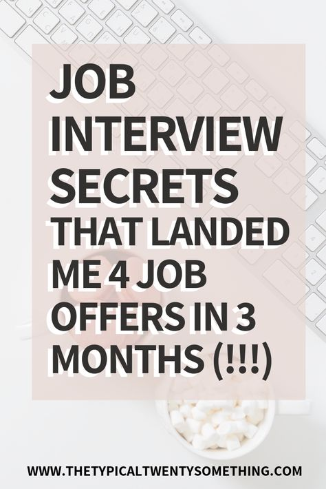 Here Is 5 Step Guide To Landing A New Job Quickly [Templates Included!]