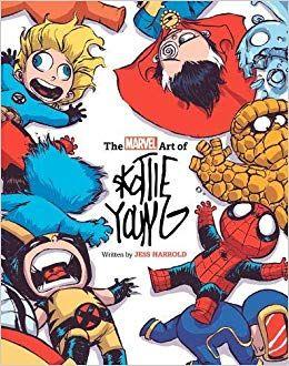 Amazon.com: The Marvel Art of Skottie Young (9781302917654
