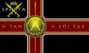 Image Result For Ancient Greek Spartan Flag