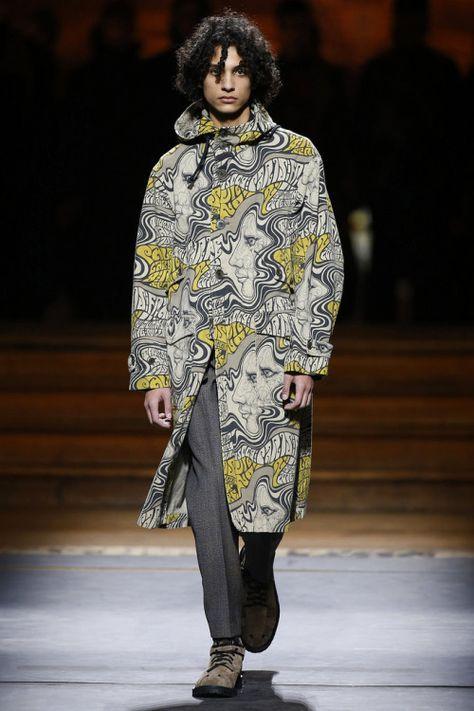 Dries Van Noten Fall 16.  menswear mnswr mens style mens fashion fashion style runway driesvannoten