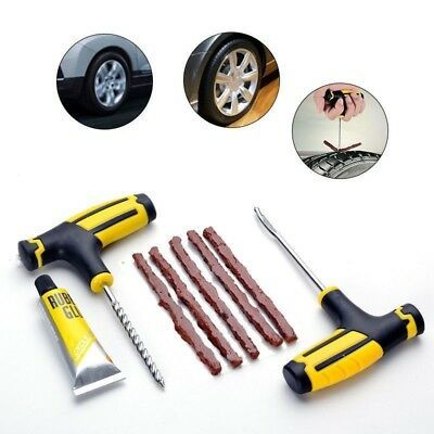 Advertisement Ebay Auto Car Tubeless Tyre Puncture Repair Plug
