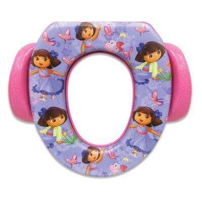 ghdonat.com Purple Nickelodeon Dora The Explorer Travel/Folding ...