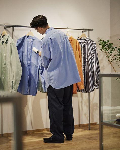 Suit Fashion, 90s Fashion, Fashion Photo, Fashion Art, Fashion Brands, Popeye Magazine, Raw Denim, Men's Wardrobe, Summer Shirts