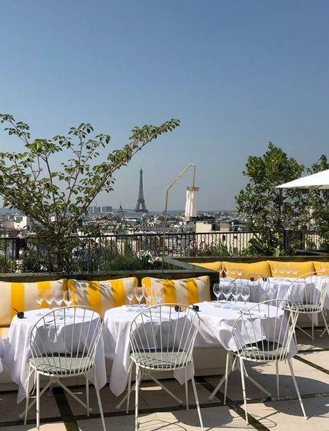 Perruche Is The New Rooftop Restaurant That S Flying High In