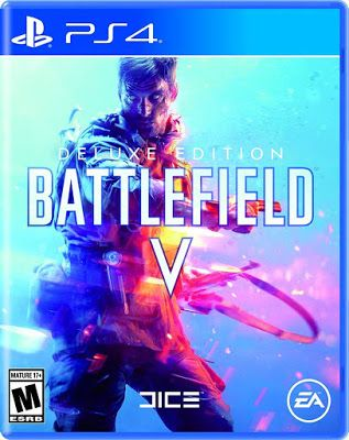New Games Battlefield V Pc Ps4 Xbox One Xbox One Xbox