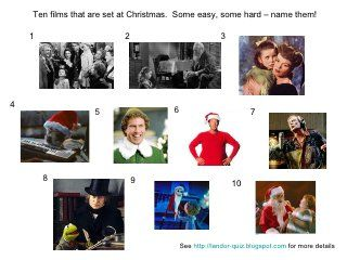 Christmas Movies Picture Quiz Christmas Picture Quiz Christmas Quiz Christmas Quizzes