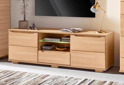 Lowboard Breite 150 Cm In 2020 Lowboard Schrank Und Wohnzimmer