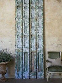 Tall shutters