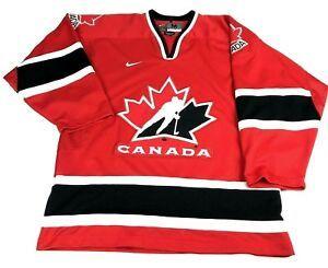 Canada 2002 Ice Hockey Jersey Team Canada Team Canada Hockey Olympic Team