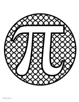 Pi Day Freebie Graphing Coloring And A Game Pi Day Math