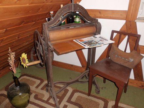 sparen25infoMiele Wäschemangel, antik, siehe Bilder - ebay kleinanzeigen küchengeräte