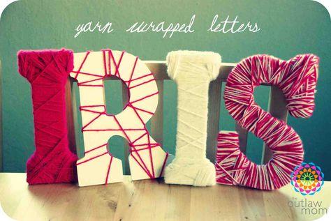 Diy Craft Ideas Nursery Home Decor Idea