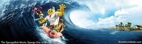 SpongeBob Movie: Sponge Out of Water  (2015)