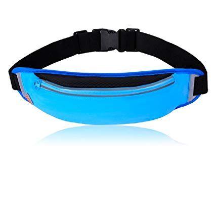 6758a3cd0d79 ProCase Running Belt Waist Pack, Sports Runner Bag Pouch Adjustable ...