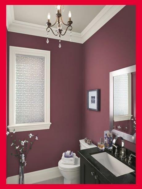 Bathroom Paint Colors Ideas For Bathroom Decor Burgundy Bathroom