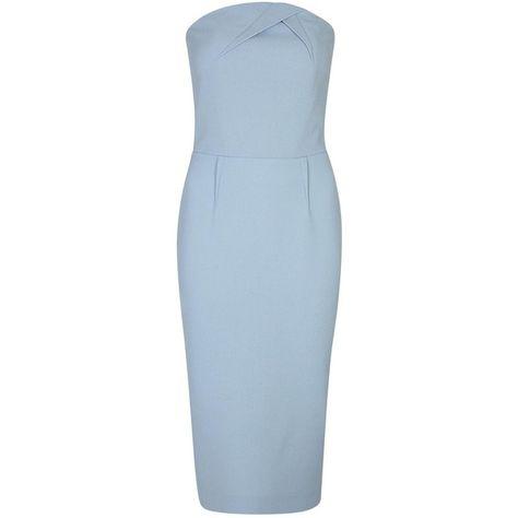 Roland Mouret Belmont One-Shoulder Wool-Crepe Dress in