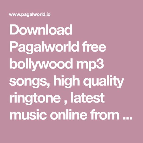All picture hindi video song hd download pagalworld 2020 pagalworld.com
