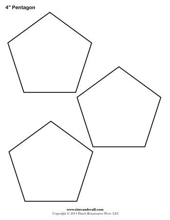 Geometrische Formen Vorlagen Zum Ausdrucken Ausmalen 9