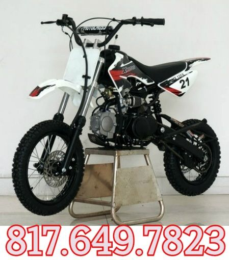 Rps Xmoto 125cc Manuel With Clutch Dirt Bike With Kick Start 125cc Dirt Bike Dirt Bike Bike