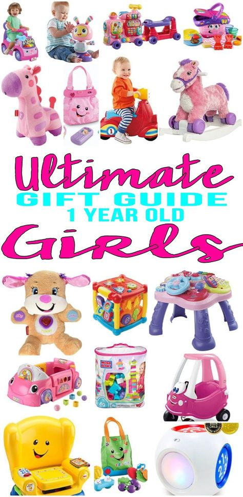 BEST Gifts 1 Year Old Girls Top Gift Ideas That Yr Will Love Find Presents Suggestions For A 1st Birthday Christmas Or Just