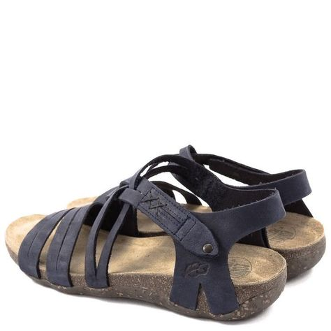 31244 BlauSchuhe Damen Loints Of Holland Sandale WHED29IY